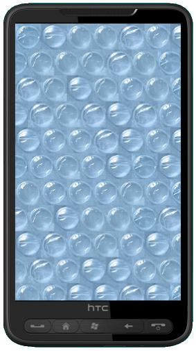 screenshot1 wBubbleWrap   Aggressionskontrolle für das Windows Phone