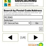 NICQUE GCzII - Geocaching mit Windows Mobile