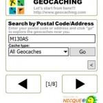 NICQUE GCzII - Geocaching mit Windows Mobile