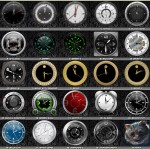 MaxRA Clocks 150x150 MaxRA Analog Clocks fr HTC Sense 2.5 mit Cookie Home Tab